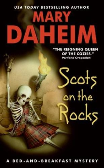 Scots on the Rocks - A Bed-and-Breakfast Mystery ebook by Mary Daheim