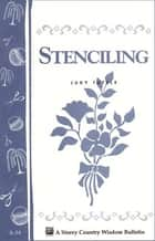 Stenciling ebook by Judy Tuttle