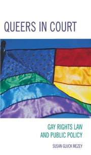 Queers in Court - Gay Rights Law and Public Policy ebook by Susan Gluck Mezey