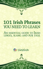 101 Irish Phrases You Need To Know - An essential guide to Irish lingo, slang and pub talk ebook by Mark Farrelly,Blathnaid Healy