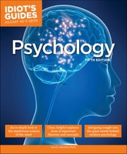 Idiot's Guides: Psychology, 5th Edition ebook by Joni E. Johnston PsyD