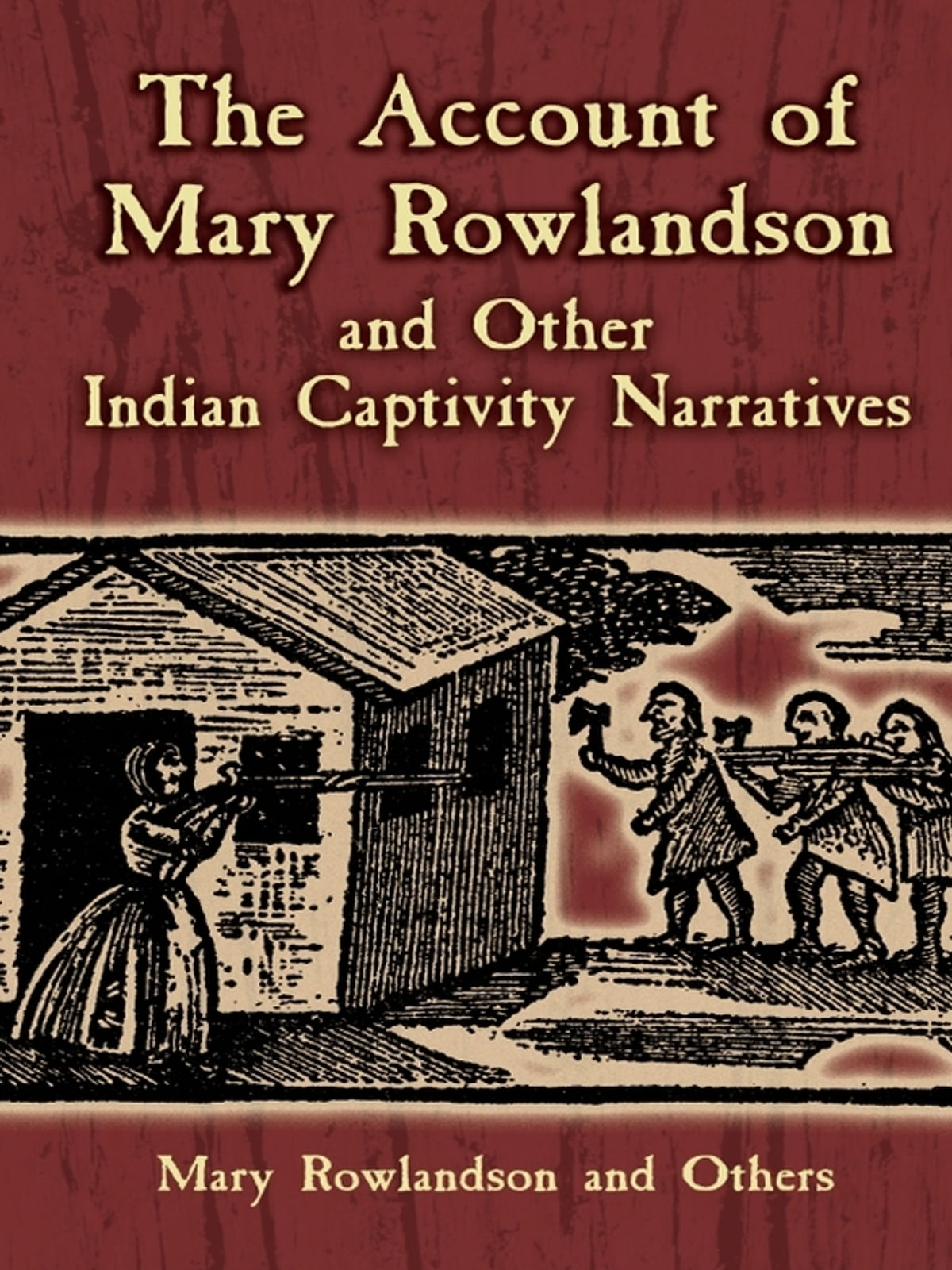 close reading of mary rowlandson