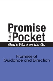 Promise In My Pocket, God's Word On the Go: Promises of Guidance and Direction ebook by A. Hubbard