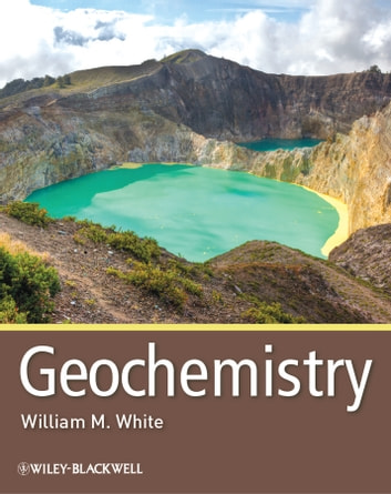Geochemistry ebook by William M. White