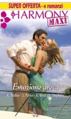 Emozione greca ebook by Kate Walker