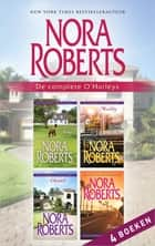 De complete O'Hurleys (4-in-1) - Abby ; Maddy ; Chantel ; Trace ebook by Nora Roberts, Ingrid Meijer, Elly Schurink
