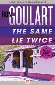 The Same Lie Twice ebook by Ron Goulart