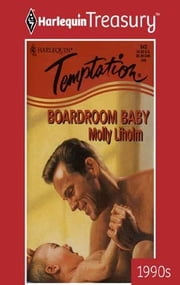 Boardroom Baby ebook by Molly Liholm