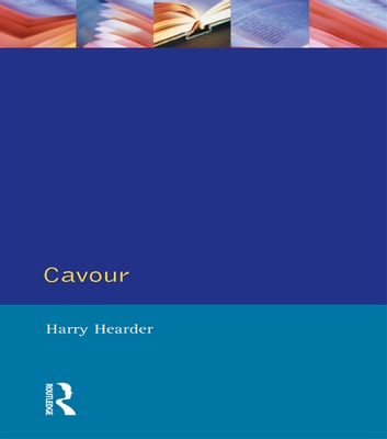 Cavour ebook by Harry Hearder