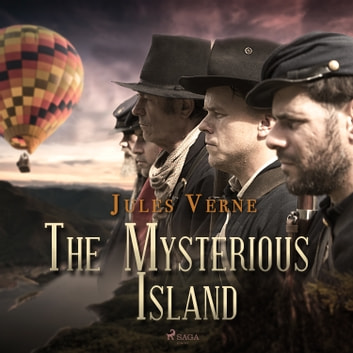 The Mysterious Island audiobook by Jules Verne