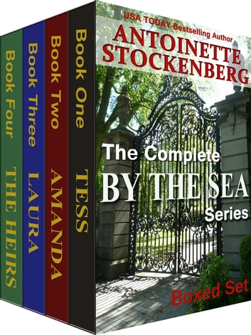The Complete BY THE SEA Series Boxed Set ebook by Antoinette Stockenberg