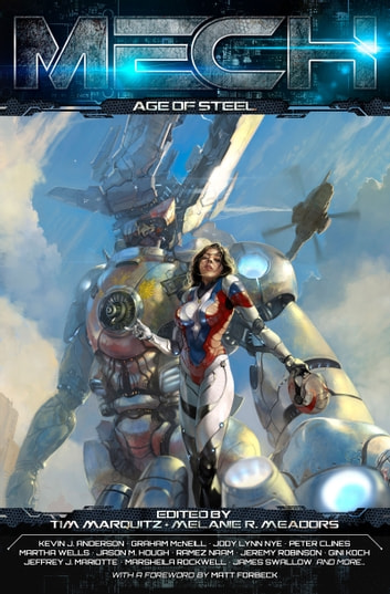 MECH - Age of Steel ebook by