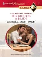 His Bid for a Bride ebook by Carole Mortimer
