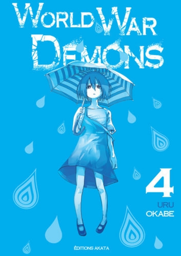 World War Demons - tome 4 ebook by Uru Okabe