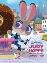 Zootopia: Judy Hopps and the Missing Jumbo-Pop ebook by Disney Book Group