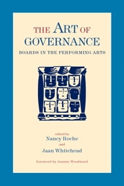 The Art of Governance ebook by Nancy Roche,Jaan Whitehead