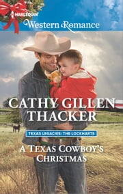 A Texas Cowboy's Christmas ebook by Cathy Gillen Thacker