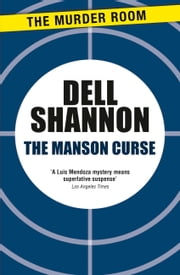 The Manson Curse ebook by Dell Shannon