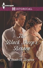 The Black Sheep's Return ebook by Elizabeth Beacon