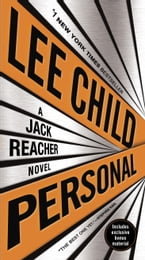 Personal, A Jack Reacher Novel