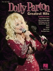 Dolly Parton - Greatest Hits (Songbook) ebook by Dolly Parton