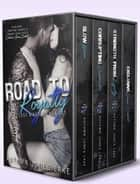 ROAD TO ROYALTY (LOST KINGS MC SERIES BOX SET) ebook by Autumn Jones Lake