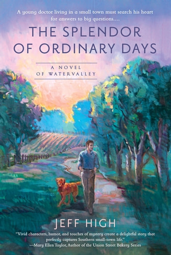 The Splendor of Ordinary Days ebook by Jeff High