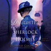 The Daughter of Sherlock Holmes - A Mystery audiobook by Leonard Goldberg