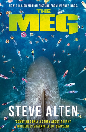 The MEG ebook by Steve Alten