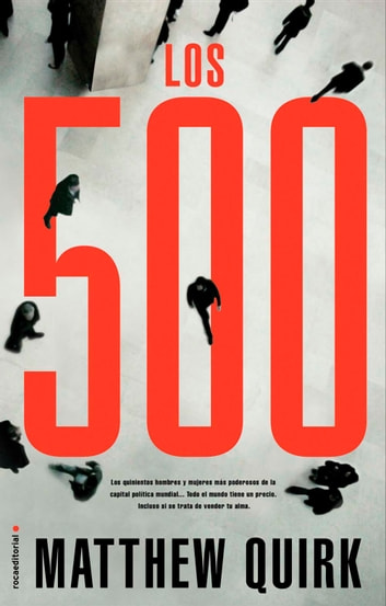 Los 500 ebook by Matthew Quirk