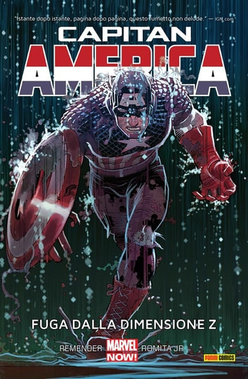 Capitan America 2 (Marvel Collection) - Fuga Dalla Dimensione Z ebook by Rick Remender