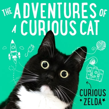 The Adventures of a Curious Cat - wit and wisdom from Curious Zelda, purrfect for cats and their humans audiobook by Curious Zelda