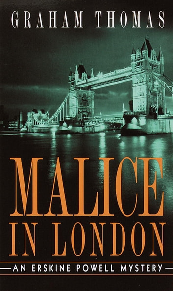 Malice in London ebook by Graham Thomas
