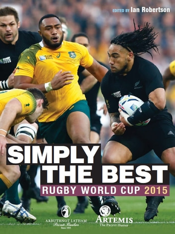 Simply The Best - Rugby World Cup 2015 ebook by Ian Robertson