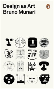 Design as Art ebook by Bruno Munari