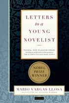 Letters to a Young Novelist ebook by Mario Vargas Llosa,Natasha Wimmer