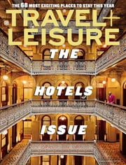 Travel + Leisure - Issue# 3 - American Express Publishing magazine