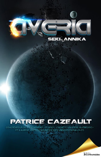 Averia - Seki · Annika ebook by Patrice Cazeault