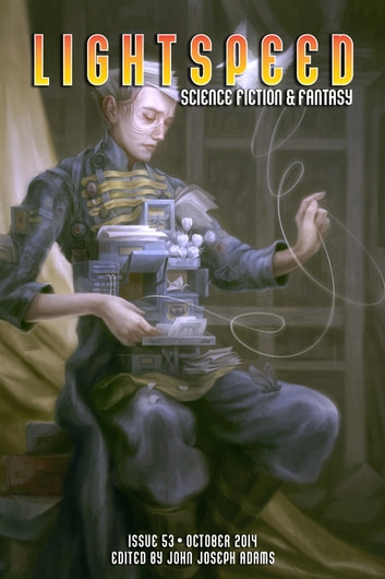 Lightspeed Magazine, October 2014 ebook by John Joseph Adams,Kelly Link,Daniel Jose Older