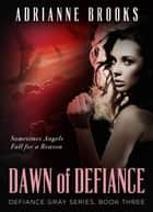 Dawn of Defiance - Defiance Gray, #3 ebook by Adrianne Brooks