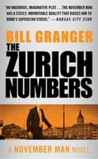 The Zurich Numbers ebook by Bill Granger