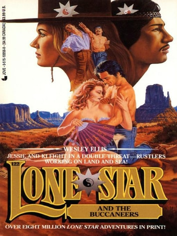 Lone Star 122/buccane ebook by Wesley Ellis