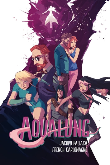 Aqualung - Stagione 2 ebook by Jacopo Paliaga,French Carlomagno
