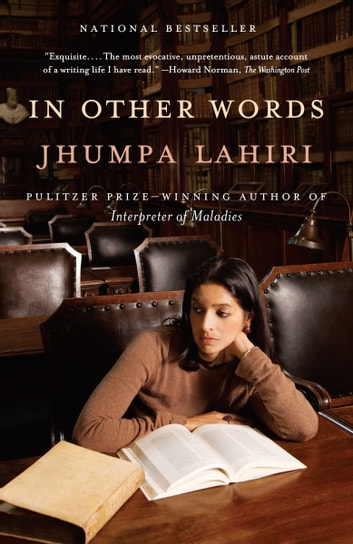 In Other Words ebook by Jhumpa Lahiri