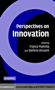 Perspectives on Innovation ebook by Malerba,Franco