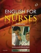 English for Nurses ebook by Shama Lohumi