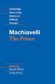 Machiavelli: The Prince ebook by Niccolo Machiavelli,Quentin Skinner,Russell Price
