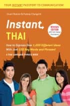 Instant Thai ebook by Stuart Robson,Prateep Changchit