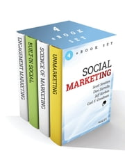 Social Marketing Digital Book Set ebook by Jeff Korhan,Gail F. Goodman,Scott Stratten,Dan Zarrella