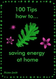 100 Tips how to... saving energy at home ebook by Kristen Smith